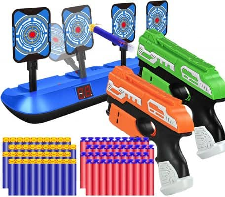 POKONBOY Dart Gun and Target Set