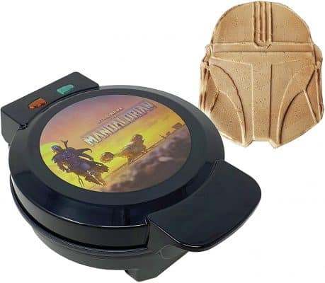 Star Wars Mandalorian Waffle Maker