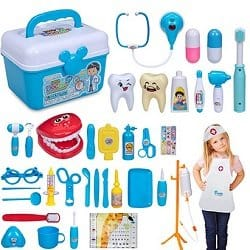 Toy Doctor and Dentist Kit