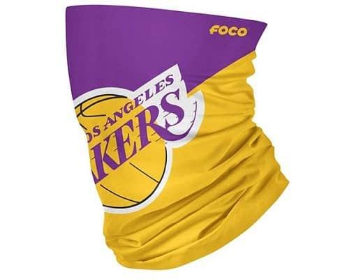 FOCO NBA Team Neck Gaiter