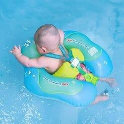 Free Swimming Baby