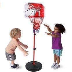 Kiddie Play Basketball Hoop