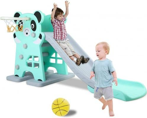 LAZY BUDDY Toddler Playground
