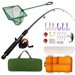 Lanaak Fishing Pole Kit