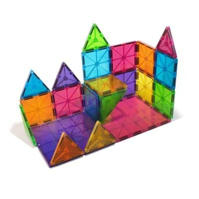 Magna-Tiles Magnetic Blocks