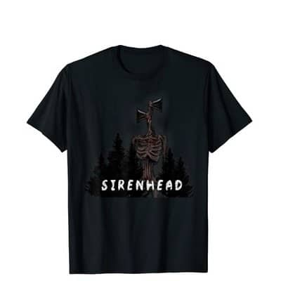 Siren Head T-shirt