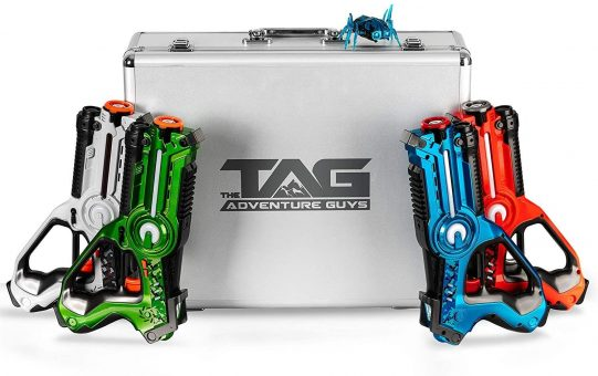 The Adventure Guys Laser Tag Set