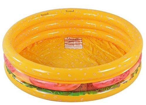 Hamburger Kiddie Pool