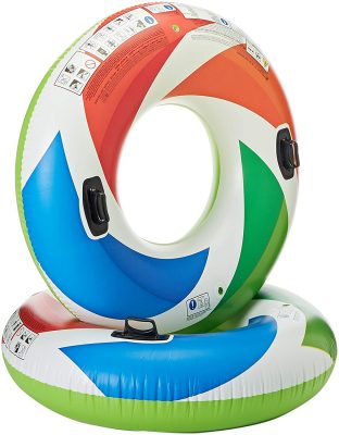 Intex Color Whirl Floating Tube