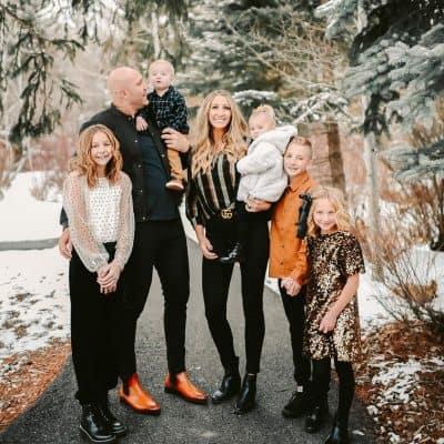 Janae Cox family