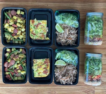 Clean Monday Meals
