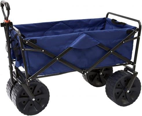 Mac Sports Collapsible All Terrain Wagon