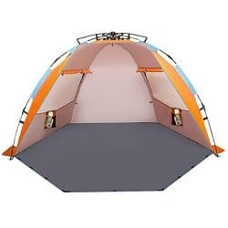 Oileus 4 Person Beach Tent