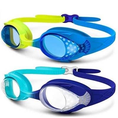 OutdoorMaster Kids Swim Goggles