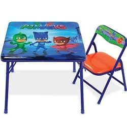 PJ Masks Table and Chair
