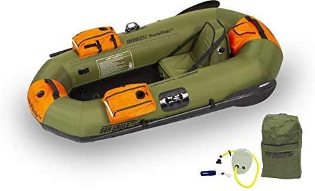 Sea Eagle PF7K PackFish Inflatable Boat