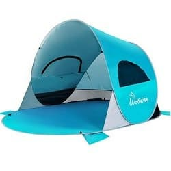 WolfWise Pop Up Beach Tent