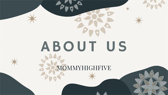 WHO ARE WE? Mommyhighfive