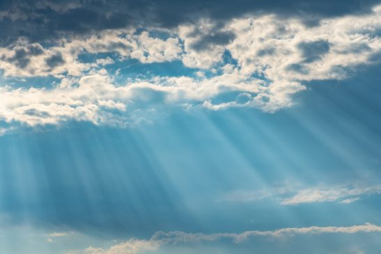 Harmful UVA and UVB rays