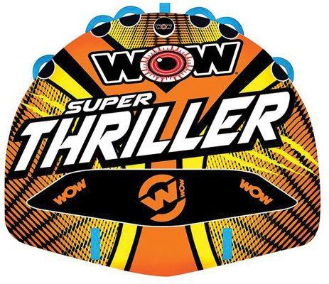 WOW Super Thriller Deck Tube