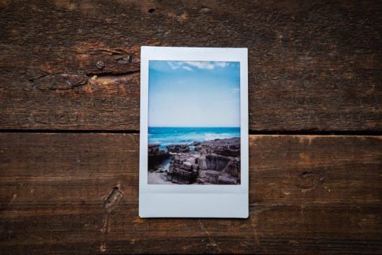 Instant camera photo tips