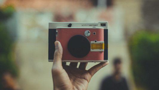 Instant camera settings