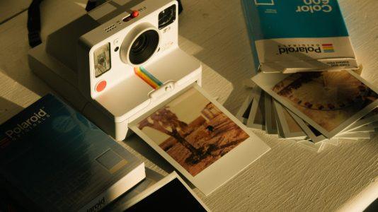 Classic Polaroid Pictures