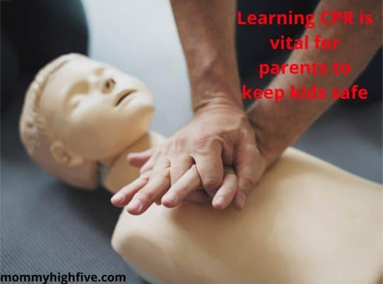 Importance of parents knowing CPR