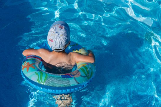 Water safety for kids