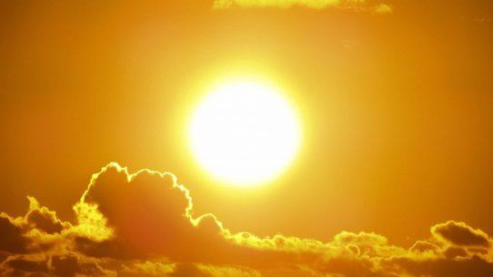 Sun danger to kids