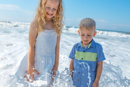 Unseen currents dangerous to kids