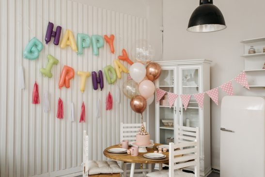 Virtual birthday party for teens