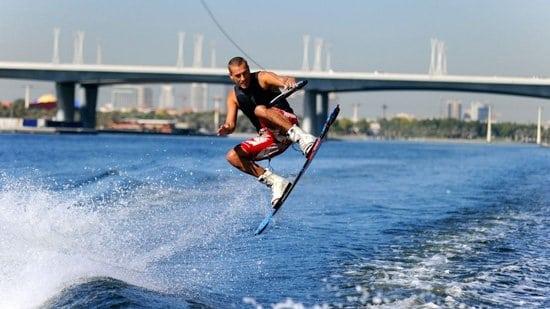 Wakeboard-Air