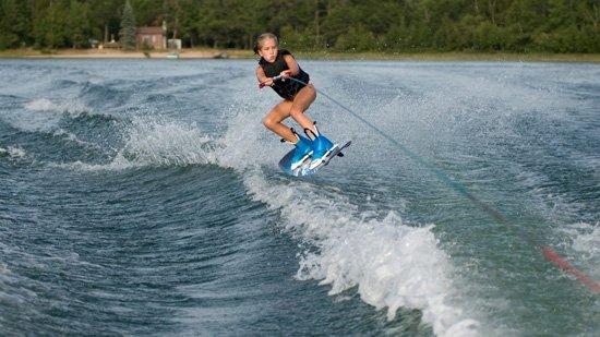 Wakeboard-Teen