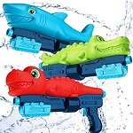 BEQOOL Water Gun 3 Pack