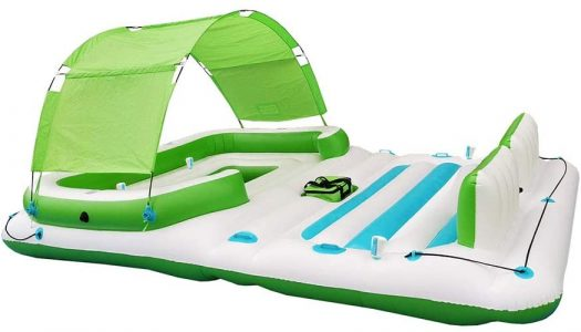 Comfy Floats Party Platform