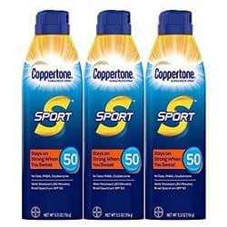 Coppertone Sport Spray