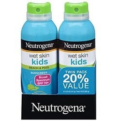 Neutrogena Wet Skin Kids Spray