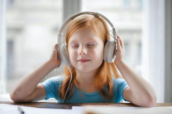 Kid headphones