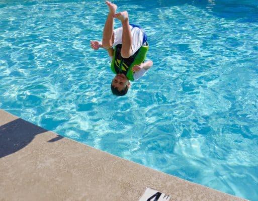 Kids Swimming Games