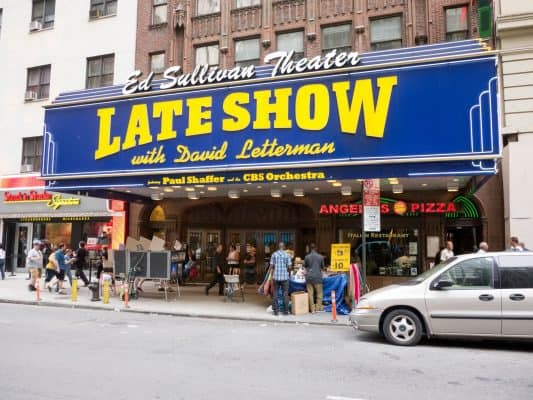 Mates of State on David Letterman