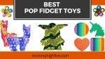 Best Pop Fidget Toys
