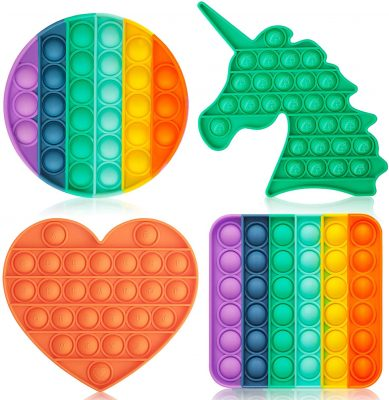 Dalajoe Pop Fidget Toy Set