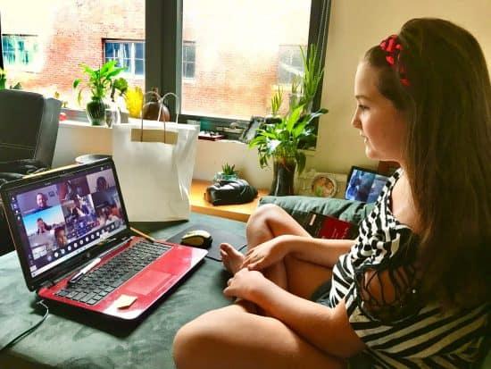 Kids virtual scavenger hunt
