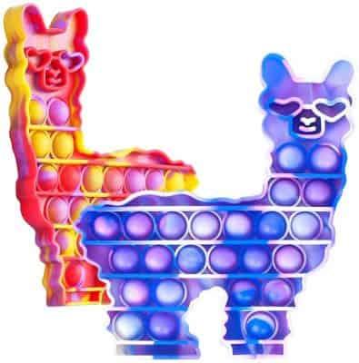 Llama Bubble Sensory Toy