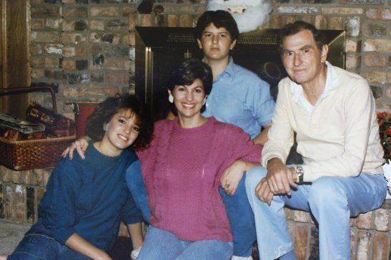 Candace Lightner family