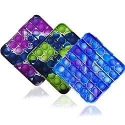 Tie-Dye Bubble Fidget Toys