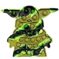 Yoda Pop Fidget Toy