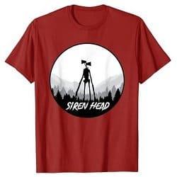 Classic Siren Head T-shirt