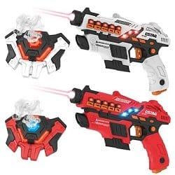 Kolegend Laser Tag Gun Set